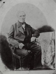 Portret van Gerard Pieter Servatius (1797-1860)