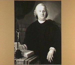 Portret van T.I. Ewald