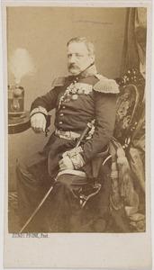 Portret van Godert Anne Gerard graaf van der Duyn (1800-1865)