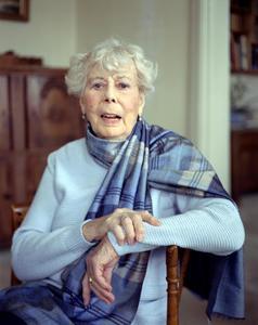 Portret van Mary Dresselhuys (1907-2004)