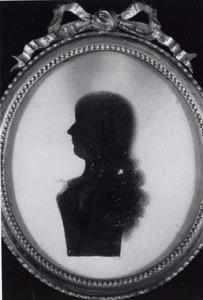 Portret van Henriette Alexandrine Adelaide von Deneken (1776-1853)