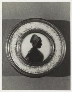 Portret van Maria van Dam
