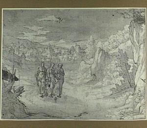 De drie vrouwen op weg naar het graf (Marcus 16:2)
