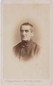 Portret van Eugene Jean Alexander graaf van Bylandt (1807-1876)