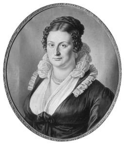 Portret van Sara Adriana Ortt van Nijenrode (1798-1853)