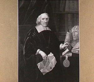 Portret van Jacob Cats (1577-1660)