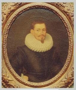 Portret van Johan van der Stringe