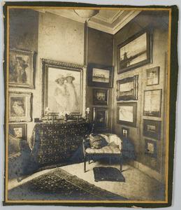 Het atelier van Simon Maris