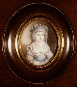 Portret van Paulina Elisabeth d' Uriondo (1763-1795)