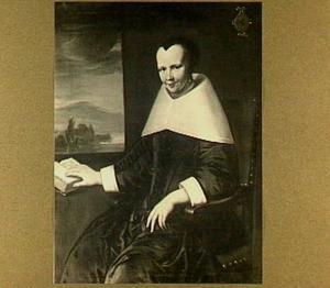 Portret van Cornelia Kerkrinck (1608-1662)