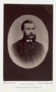 Portret van Cornelis Richardus Edmundus van Rijckevorsel (1829-1876)