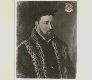 Portret van Adriaan van Blyenburg (1510-1573)
