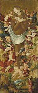 De tenhemelopneming van Maria Magdalena