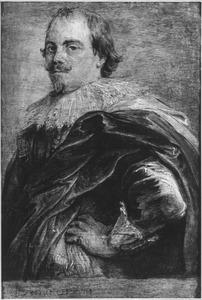 Portret van Peeter Stevens (1590-1668)