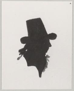 Portret van Blokhuyzen