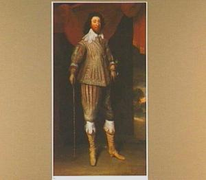 Portret van William Fielding, 1st Earl of Denbigh