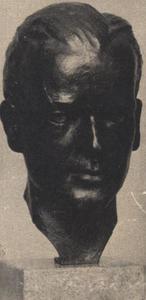Portret van Siebren Erik Hazelhoff Roelfzema (1917-2007)