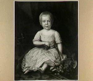 Portret van Willem Hendrik Jacob van Westreenen (1783-1848), 18 maanden oud