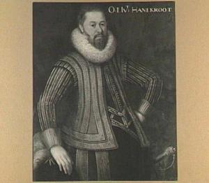 Portret van Eberhard Hanecroth (....-1637)