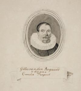 Portret van Gilles van den Bogaard (1586-1654)