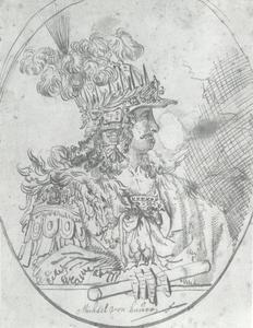 Portretbuste van een vorst
