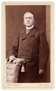 Portret van Willem van Oordt (1823-1908)