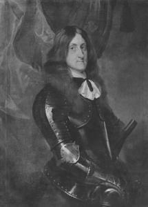 Portret van George III von Hessen-Darmstadt (1632-1676)