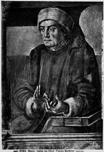 Portret van Boethius (ca. 470-ca. 525), romeins filosoof en dichter