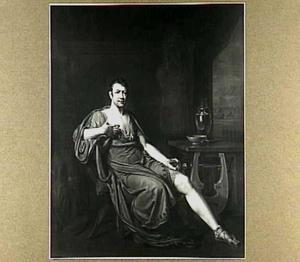 Portret van Andries Snoek (1766-1829)