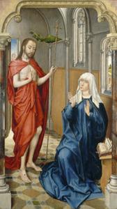 Christus verschijnt aan zijn moeder