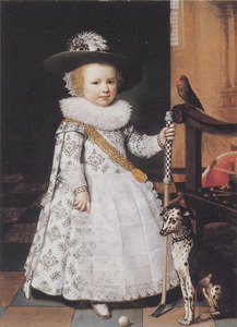 Portret van een kind