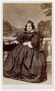 Portret van Maria Taad Wierdsma (1821-1873)