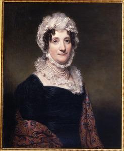 Portret van Adriana Hendrika Caan (1772-1832)