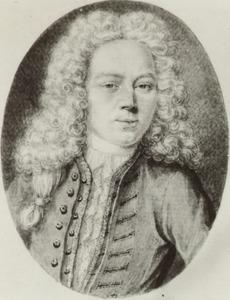 Portret van Pieter de la Court (1698-1772)