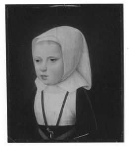 Portret van een prinsesje, waarschijnlijk Isabella van Habsburg (1501-1526)