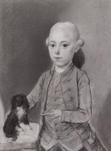Portret van Gerardus 't Hooft (1765-1828)