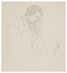 Portret van een man uit de familie Kemper