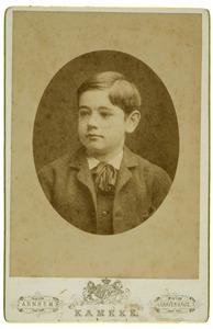 Portret van Jacob van Heemstra
