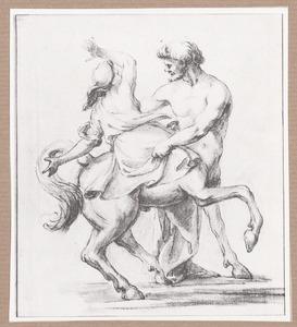 Nessus en Dejanira
