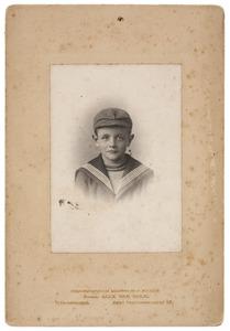 Portret van Hendrik Willem van Vollenhoven (1895-1962)