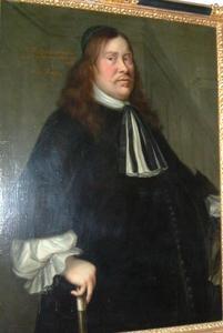 Portret van Edvard Philipsson Ehrensteen (1620-1686)