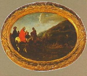 Abram [Abraham] vertrekt naar Kanaän (Genesis 12:1-9)