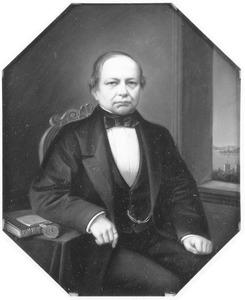 Portret van Cornelis Anthony Rethaan Macare (1792-1861)