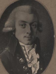 Portret van Jan van der Hoop (1761-1841)