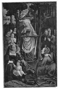 De prediking van Maria Magdalena
