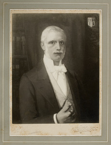 Portret van Gualtherus Johannes Constantinus van Zijll de Jong (1803-1854)