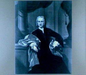 Portret van Jacob Carel Martens (1711-1759)