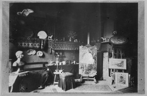 Atelier van A. van Rappard