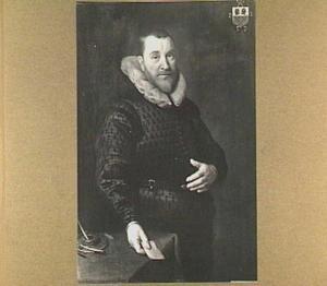 Portret van Cornelis van Loon (1537-1618)