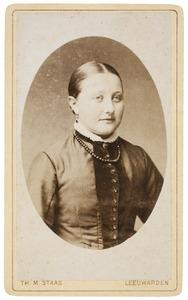 Portret van Grietje Fokma (...-...)
